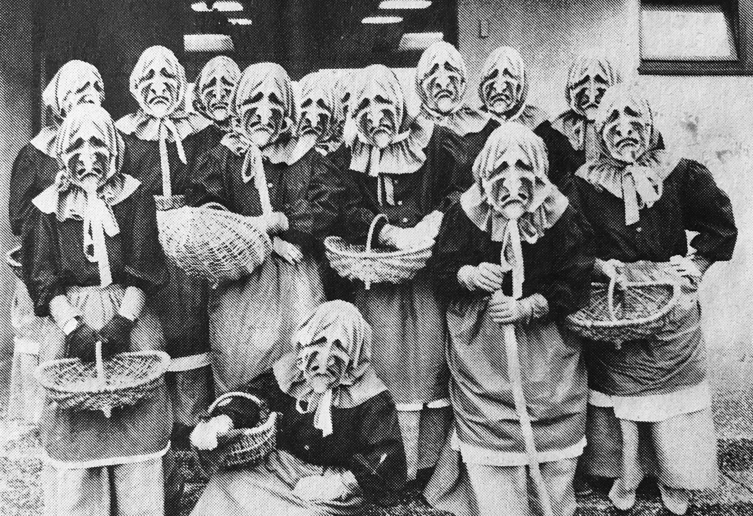 Fasnetsauftakt mit Maskentaufe